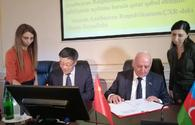 "Azerbaijan, China to create scientific centers to study ties <span class=""color_red"">[PHOTO]</span>"