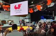 Azerbaijani startups presented at GITEX Technology Week in Dubai
