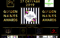 Baku to host Golden Names Awards