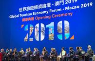 Global tourism economy forum kicks off in China's Macao
