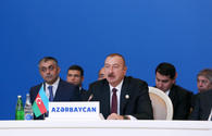 President Aliyev: Taking Zangezur from from Azerbaijan divided Turkic world geographically
