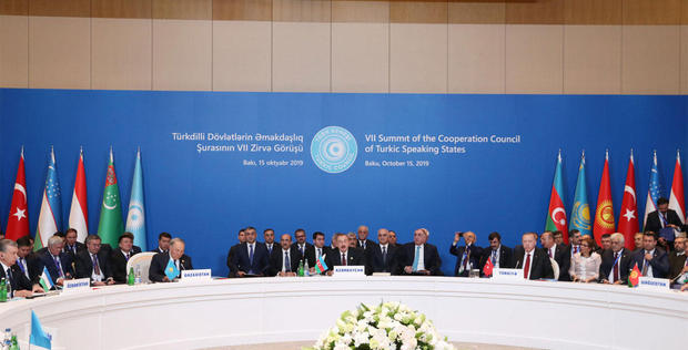 President Aliyev: Azerbaijan as transit country continues to facilitate access of Turkic-speaking countries to world markets