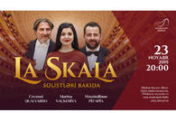 World-famous opera stars to perform in Baku