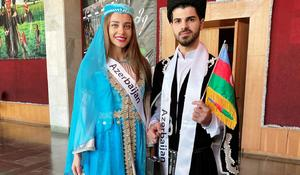 "Azerbaijani models shine at Miss &amp; Mister Planet of the World 2019 <span class=""color_red"">[PHOTO]</span>"