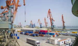 China ready to use Baku sea port to expand transport routes through Central Asia