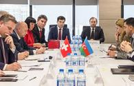 Azerbaijan, Switzerland mull alternative energy cooperation