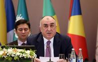 FM: Occupation of Azerbaijani lands by Armenia poses threat to regional security