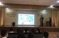 """Culture of safe behavior in cyberspace"" discussed at Azerbaijani secondary schools <span class=""color_red"">[PHOTO]</span>"