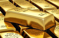 Gold, platinum prices down in Azerbaijan