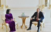"President Ilham Aliyev receives vice president of Vietnam <span class=""color_red"">[UPDATE]</span>"