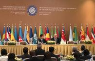 "Azerbaijani FM praises NAM's role in strengthening int'l peace &amp; security <span class=""color_red"">[PHOTO]</span>"