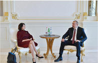 "President Ilham Aliyev receives UN Under-Secretary-General for Political, Peacebuilding Affairs <span class=""color_red"">[UPDATE]</span>"