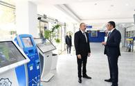 """President Ilham Aliyev arrives in Aghdash <span class=""""color_red"""">[UPDATE]</span>"""