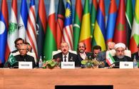 Ilham Aliyev: By deliberately trying to erase Azerbaijani footprint in occupied territories, Armenia converting all place names to Armenian