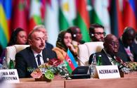 President Ilham Aliyev: There must be an end to policy of double standards