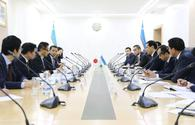 "Uzbekistan, Japan mull co-op in industry, social sector <span class=""color_red"">[PHOTO]</span>"