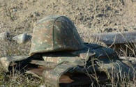 Two Armenian saboteurs killed in October during provocation in contact line