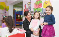 "Azerbaijan's First VP visits orphanage-kindergarten in Baku's Narimanov district <span class=""color_red"">[PHOTO]</span>"