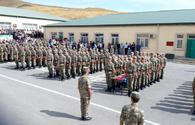 Open Doors Day to be held in military units of Azerbaijani Army