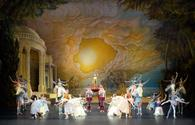 National ballet star to perform in St. Petersburg