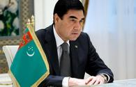 Turkmenistan ready to supply gas to EU - president
