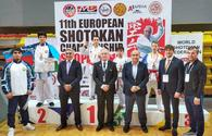 "Azerbaijan wins record 200 medals in Karate Championship <span class=""color_red"">[PHOTO]</span>"