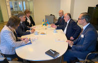 Azerbaijan, Ukraine upbeat on ties