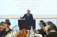 Tajikistan, Switzerland sign MoUs on commerce, trade, tourism