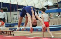 Winners of 17th Azerbaijan Championships in Tumbling Gymnastics revealed