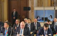 """Mammadyarov: Azerbaijan has always provided its support to various economic cooperation efforts in region and beyond <span class=""""color_red"""">[PHOTO]</span>"""