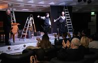 "Venezuelan and Greece actors shine in Baku <span class=""color_red"">[PHOTO/VIDEO]</span>"