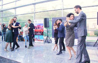 "Unique dance show surprises Baku metro passengers <span class=""color_red"">[PHOTO/VIDEO]</span>"