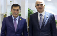 """Azerbaijan to support China's """"One Belt, One Road"""" initiative"""