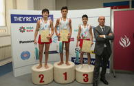 "Country's best gymnasts gather in Baku <span class=""color_red"">[PHOTO]</span>"