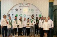 "Azerbaijani chefs shine in Uzbekistan <span class=""color_red"">[PHOTO]</span>"
