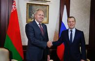Rumas, Medvedev discuss integration roadmaps