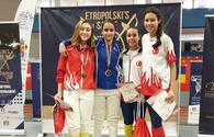 National fencer grabs silver at 2019 European Cadet Circuit