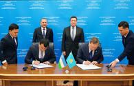 "Kazakhstan, Uzbekistan sign roadmap on agriculture <span class=""color_red"">[PHOTO]</span>"