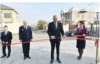 "President Ilham Aliyev inaugurates Pirshaghi railway Station <span class=""color_red"">[PHOTO]</span>"