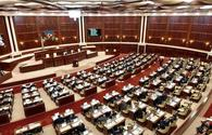 Azerbaijani Parliament requests increase of its 2020  budget