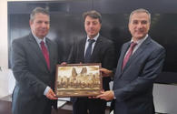 "Chairman of Azerbaijani community of Nagorno-Karabakh region meets with Turkish deputy FM <span class=""color_red"">[PHOTO]</span>"