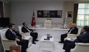 "Delegation of Azerbaijani community of Karabakh holds meetings in Ankara <span class=""color_red"">[PHOTO]</span>"