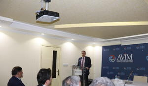 """Turkey hosts event on """"Armenian-Nazi co-op"""" topic <span class=""""color_red"""">[PHOTO]</span>"""