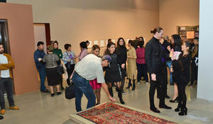 """Iran's &quot;in/visible borders&quot; showcased in Baku <span class=""""color_red"""">[PHOTO]</span>"""
