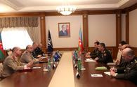 "NATO supports Azerbaijan's territorial integrity - chairman of military committee <span class=""color_red"">[PHOTO]</span>"