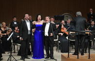 "World-famous opera stars shine in Baku <span class=""color_red"">[PHOTO/VIDEO]</span>"