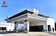 SOCAR opens its 30th filling station in Azerbaijan