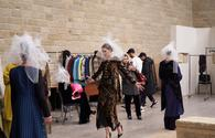 """Behind the scenes of major fashion show in Baku <span class=""""color_red"""">[PHOTO]</span>"""