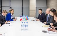 "Azerbaijan, France praise energy cooperation within Eastern Partnership <span class=""color_red"">[PHOTO]</span>"
