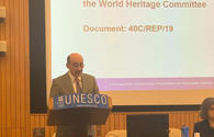"Armenian delegation makes provocation at UNESCO meeting in Paris <span class=""color_red"">[PHOTO]</span>"